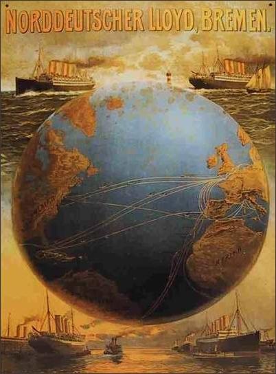 150 Jahre Norddeutscher Lloyd